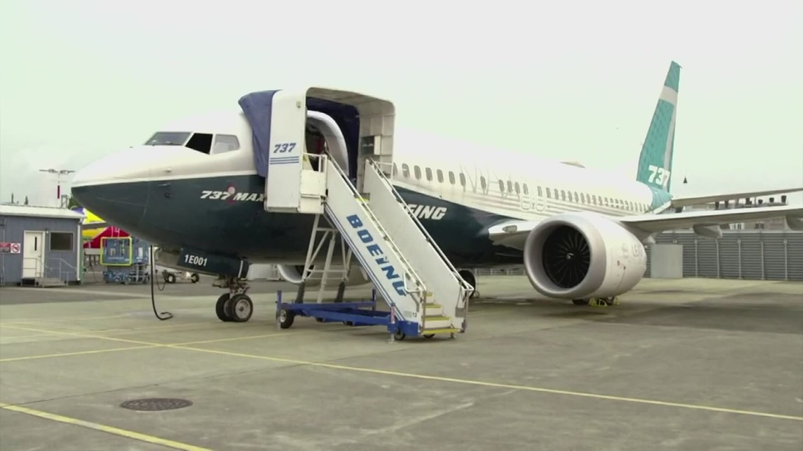 FAA approves Boeing's proposed 737 MAX fixes