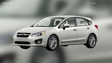 Report: Subaru tops list of vehicles that retain their value in PNW