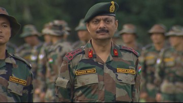 JBLM hosting Indian Army battalion for joint training