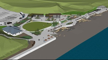 Tacoma redesigning popular beach using climate change projections