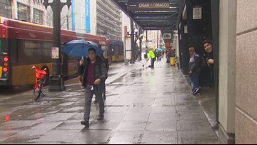 Community calls for safer streets after latest shooting in downtown Seattle