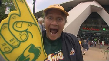 Seattle Storm's success inspiring fans of all ages
