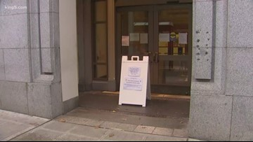 King County Council approves emergency funds to secure problematic courthouse entrance