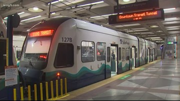 Ferry and Link light rail delays expected across Seattle