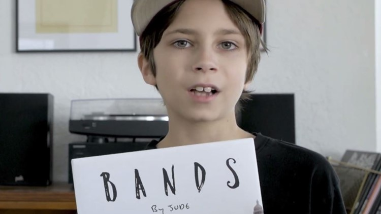 10-year-old Bremerton author shares the ABC's of indie rock