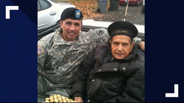 Seattle community rallies to send veterans to Washington, D.C.