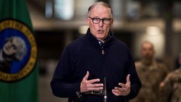 Washington needs more coronavirus test supplies, Gov. Inslee says