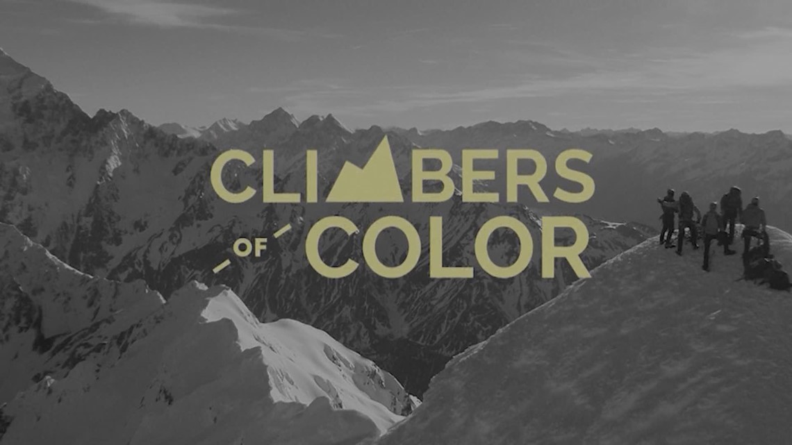 This non-profit is promoting equity and inclusion within the climbing community