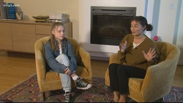 Mom and daughter reunited by Good Samaritans after deadly Seattle shooting