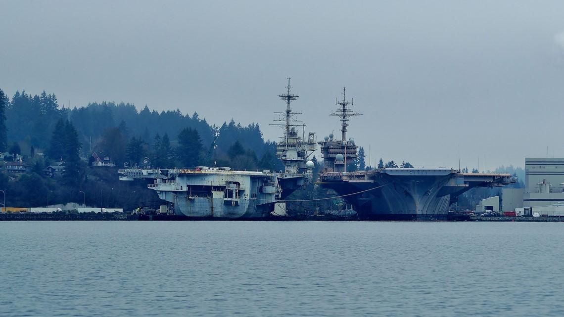 Navy settles lawsuit, won't scrape ship hulls in Puget Sound