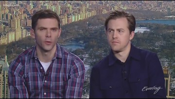 SNL's Mikey Day and Alex Moffat