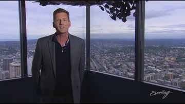 6/5, Wed, Queer Art Show at Sky View Observatory in Columbia Center, Full Episode KING 5 Evening
