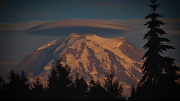 What is a Lenticular Cloud?