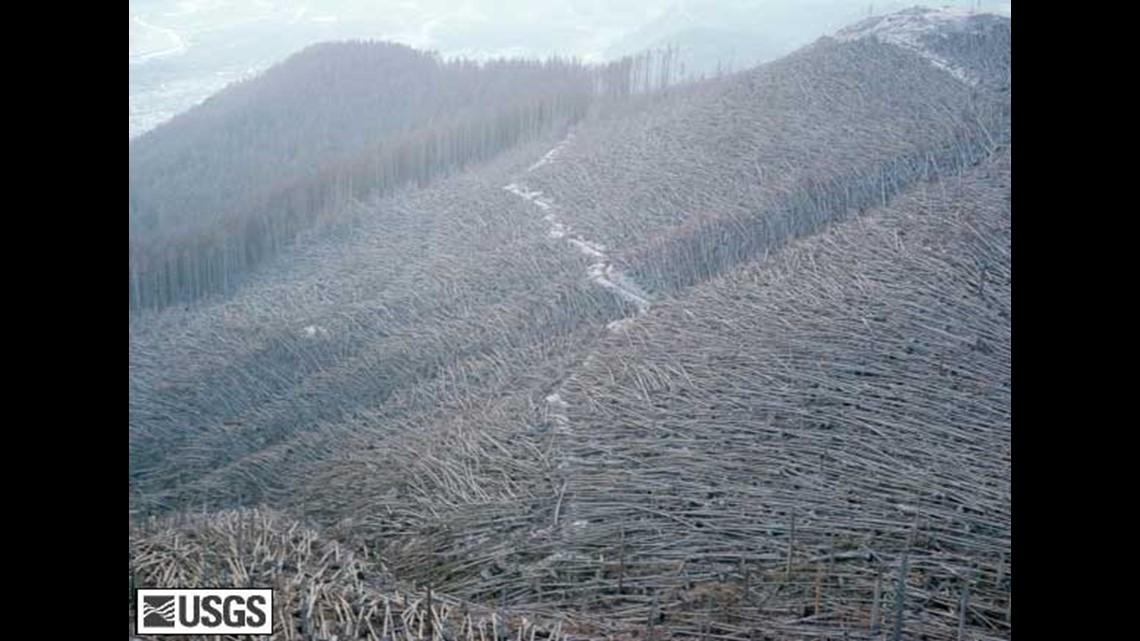 Mount St  Helens: Remembering the deadliest U S  eruption 39