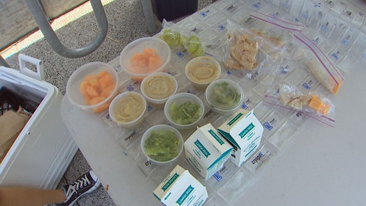 United Way of King County wants to serve 500,000 free meals this summer.