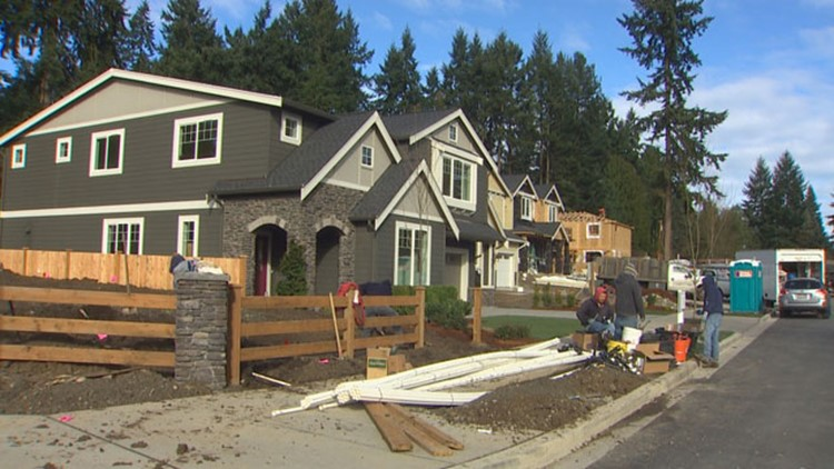 Snohomish County's median price was up 13.96 percent year-over-year from last May to this May.