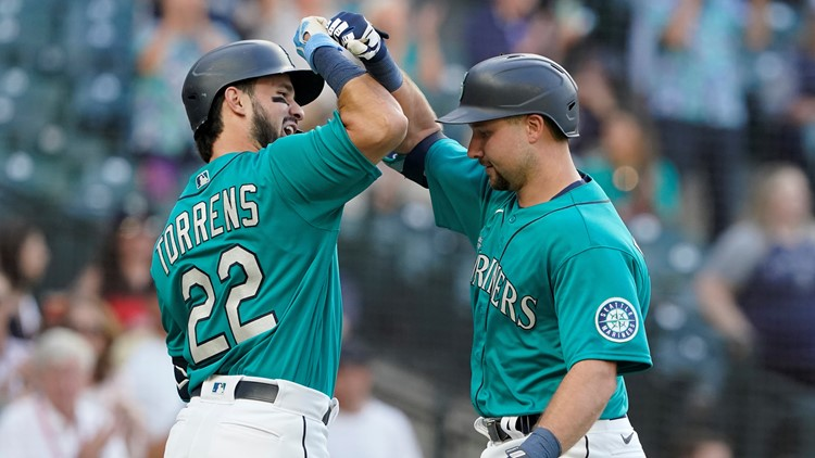 Raleigh, Torrens hit back-to-back HRs, Mariners top A's