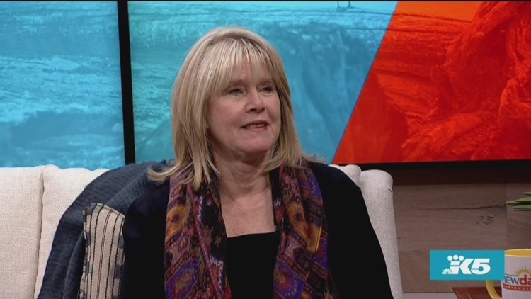 Mental health advocate and former second lady Tipper Gore talks about mental illness and homelessness - New Day Northwest