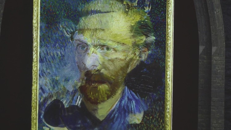 Van Gogh: The Immersive Experience opens after months of delays