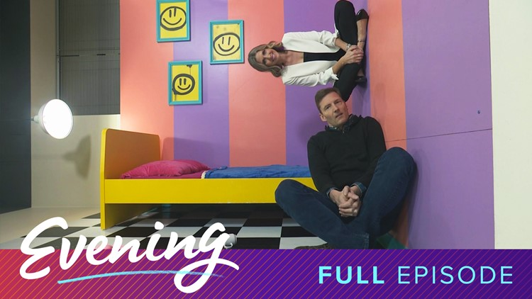 Tues 2/24, The Seattle Selfie Museum in Pike Place, Full Episode, KING 5 Evening