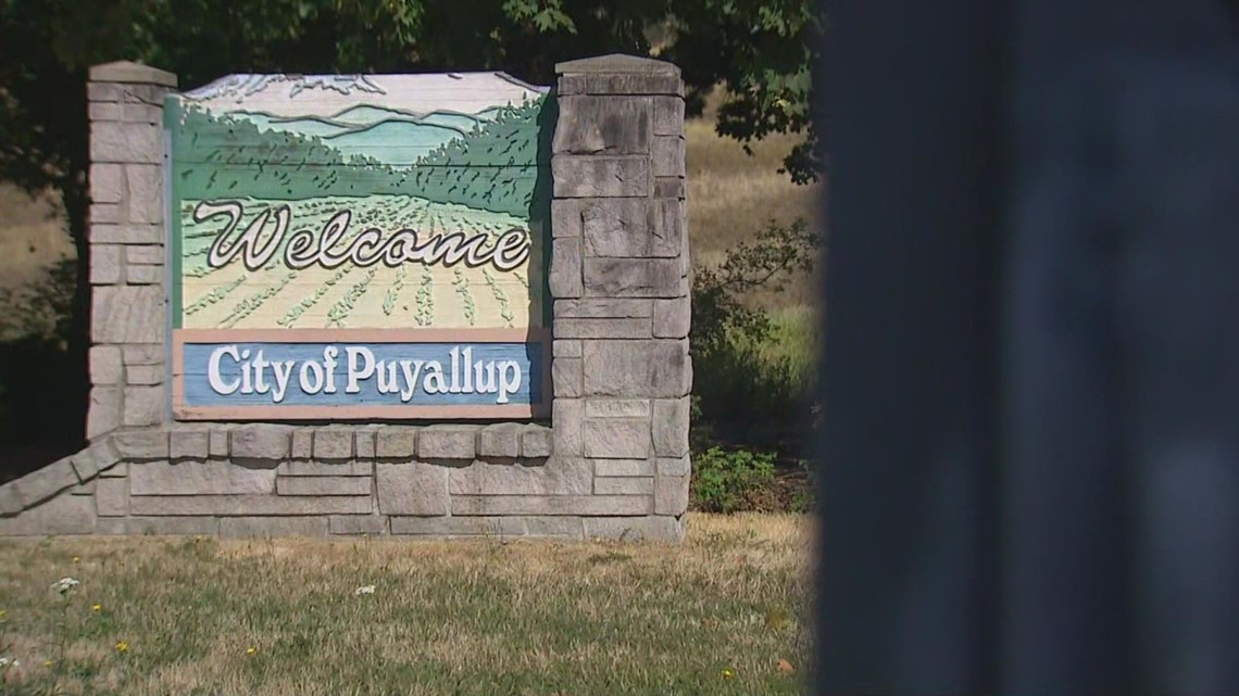 Welcome sign redesign in Puyallup leads to conversation about representation