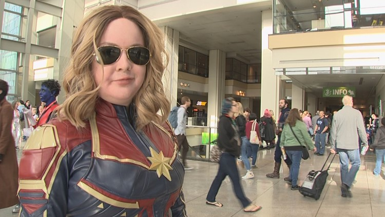 ECCC Captain Marvel