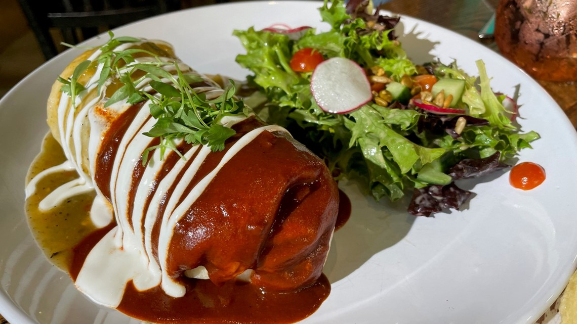 This South Seattle spot serves food from New Mexico