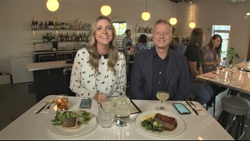 Thurs 9/5, Champagne Diner in Seattle, Full Episode, KING 5 Evening