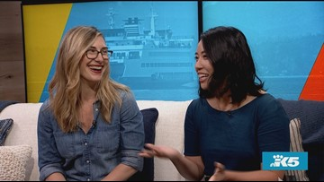 Daytime naps, drivers asleep at the wheel and more Hot Topics with sketch comedy duo 'Bathwater'