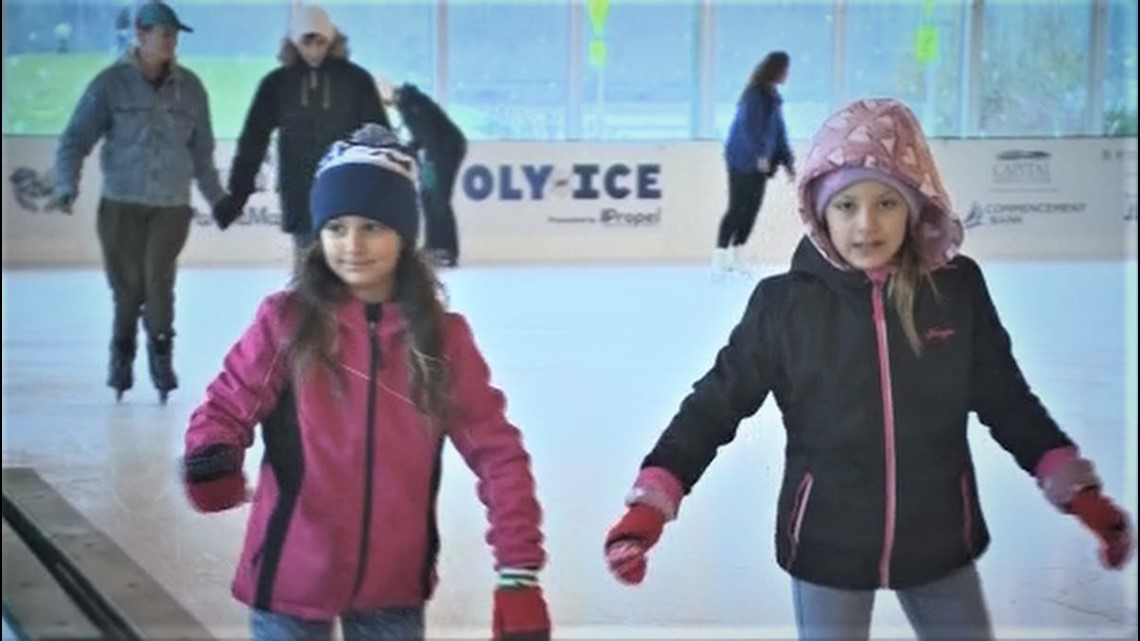Oly on Ice making Olympia a destination for cool fun