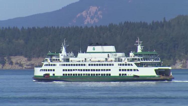 Staffing shortages cripple Washington state ferry system