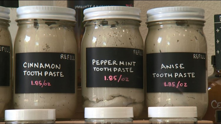 Zero-waste Seattle store offers alternatives to plastic | king5 com