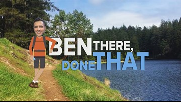 Ben There, Done That: Anacortes Community Forest
