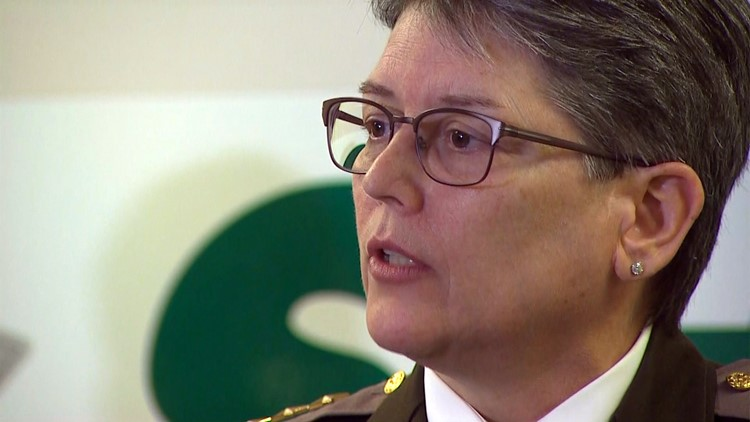 King County Police Officers Guild calls for Sheriff Johanknecht to resign