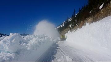 Cayuse, Chinook passes open near Mount Rainier