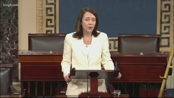 Maria Cantwell confronts FCC over repeal of net neutrality