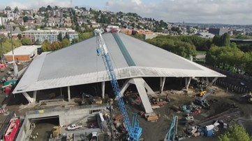 Amazon could land naming rights to New Arena at Seattle Center