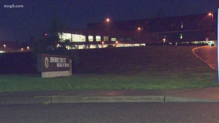 No charges for teens connected to ammunition found at Shorecrest High School