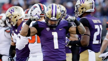 Cardinals take Washington defensive back Byron Murphy
