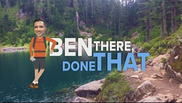 Ben There, Done That: Melakwa Lake