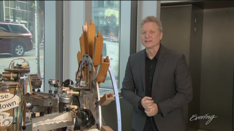 Tues, 6/25, Seattle Art Museum in Seattle, Full Episode, KING 5 Evening