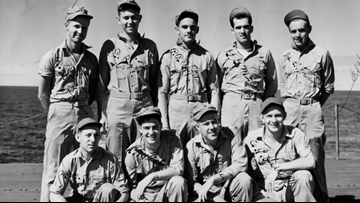 The gripping true story of the sinking of the USS Indianapolis as told by survivors