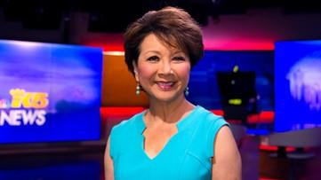 Celebrating KING 5 anchor Lori Matsukawa, retiring after 36 years