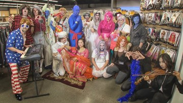 Goodwill wants to be your costume headquarters all year round