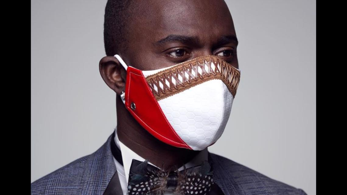 Fashion Forward Face Masks Are A Thing Thanks To A Seattle Designer King5 Com
