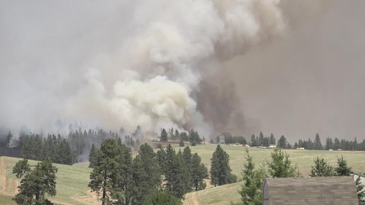 Washington researchers developing new wildfire data tool