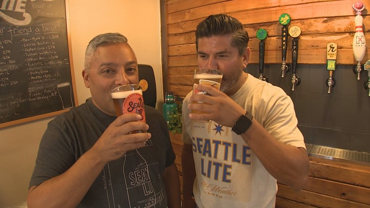Seattle-Lite Brewing Owners