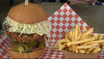 Katsu Burger brings a Japanese twist to an American classic