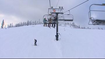 Next storm en route to Western Washington will bring more rain, snow