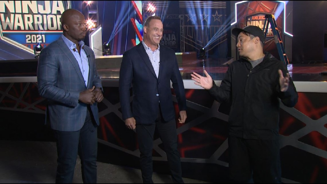 Behind the scenes with local hopefuls at 'American Ninja Warrior' qualifiers in Tacoma